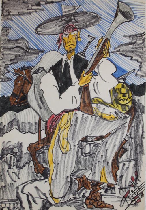 Bandolero del monte 17-9-91