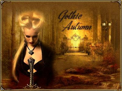 GOTHIC AUTUMN