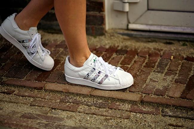 Una moda: Adidas Superstar II