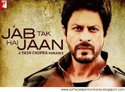 Jab tak hai Jaan movie 2012