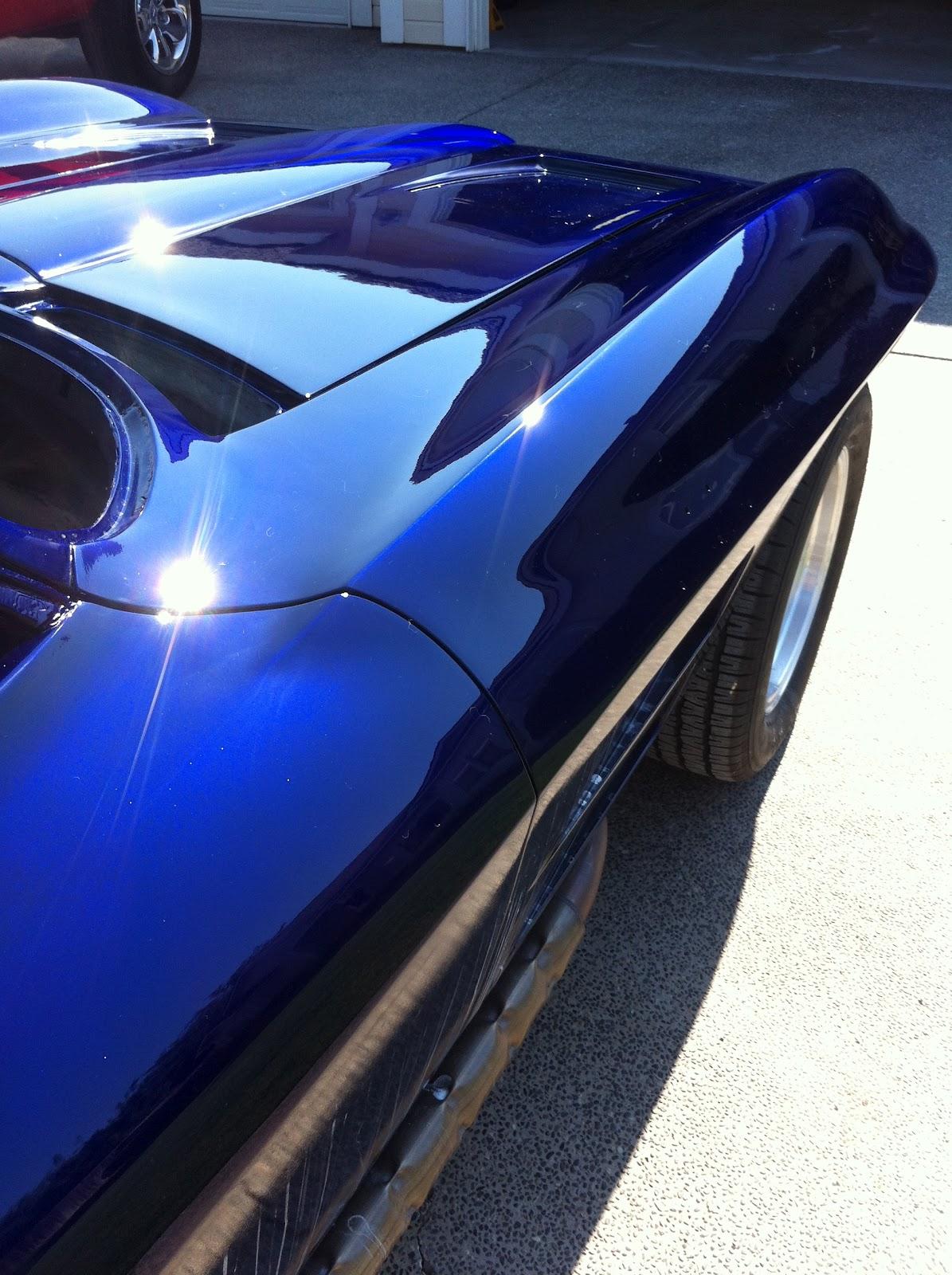 1963 Corvette Sting Ray Split Window Coupe Restoration