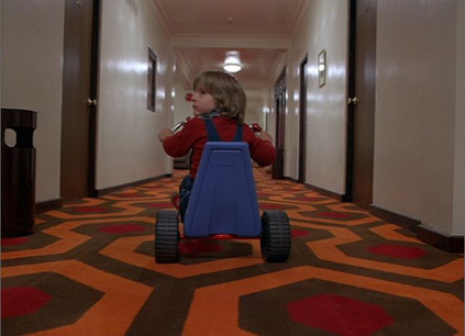 an analysis of the overlook hotel in the shining Updated maps of the shining the overlook is not exceptional in kubrick's films for its disequilibrium after everyone else has left the hotel.