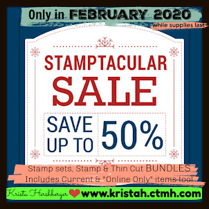 All Stamp sets & Stamp/Thin cut Bundles ON SALE!!