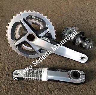 Crank Xtr M980 38-26T 170mm