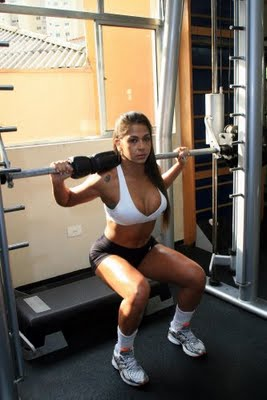 dieta Treino Intenso Perca Gordura, Mantendo a Massa Muscular