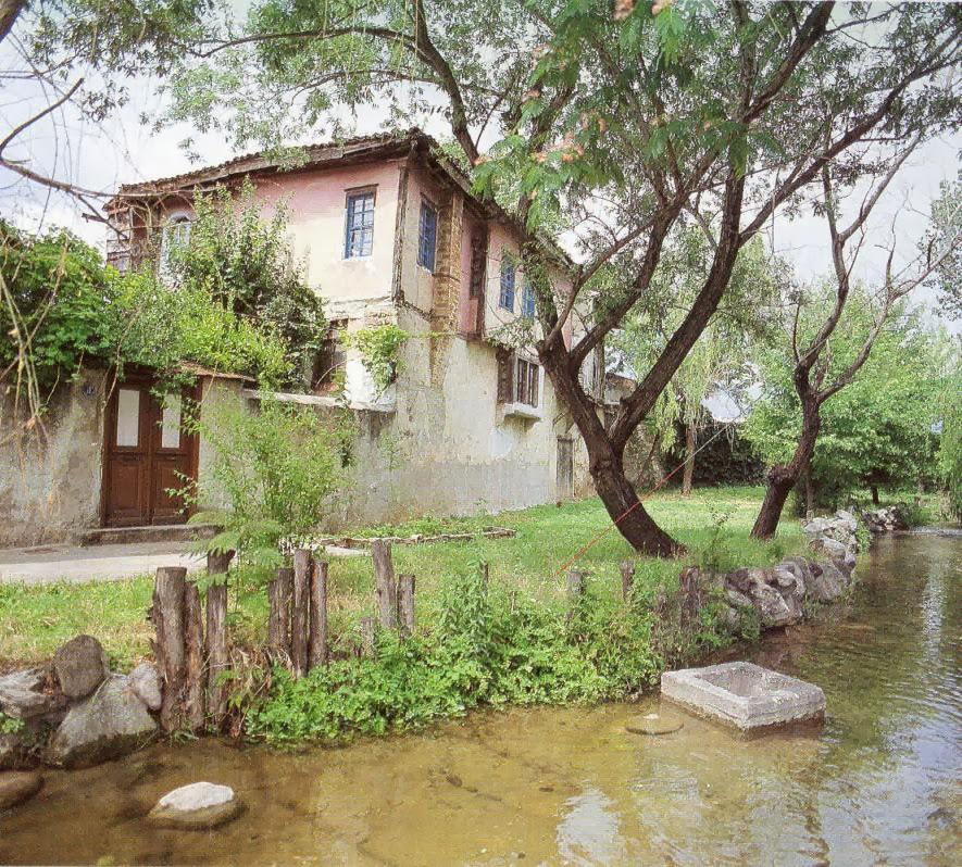 Η οικία Διγκόλη στην οδό Περδίκα