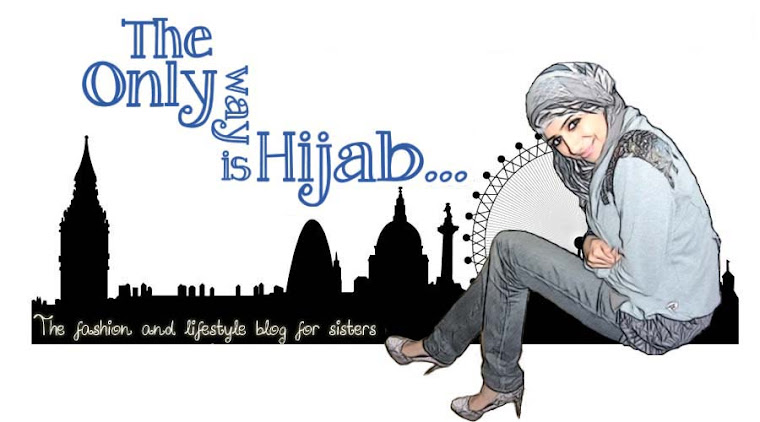 The Only Way is Hijab