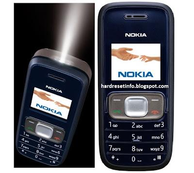 Hard Reset Nokia 1209   HardResetInfo