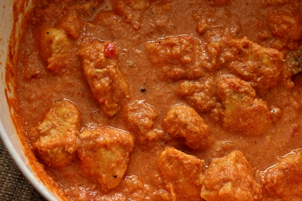 chicken tikka masala or chicken marsala chicken masala or murgh masala ...