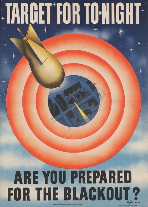World War 2, Aerial bombing, Civilians, Germany, Britain,