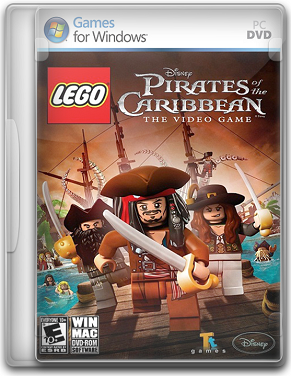 LEGO Pirates of the Caribbean - PC (Completo) + Crack
