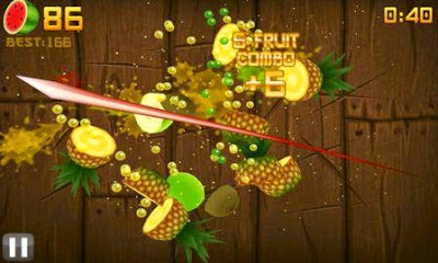 Fruit Ninja v2.3.2 Apk-screenshot