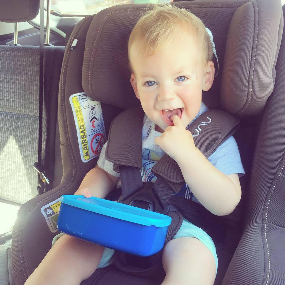 5 Tips for an Easier Car Journey with a Toddler | Lucie & The Bump