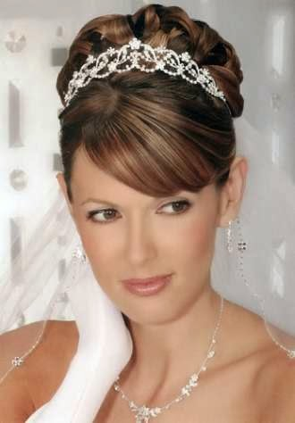 Peinados Novia Con Velo - 60 peinados de novia 2016 de todos los estilos ¡elige el tuyo!