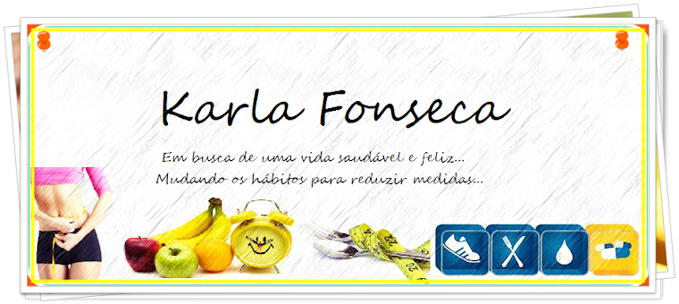 KARLA FONSECA - REDUZINDO MEDIDAS !!!!