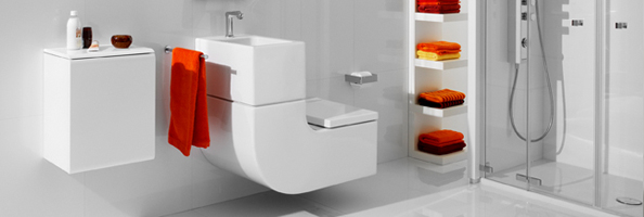 The W W Water Recycling Toilet From