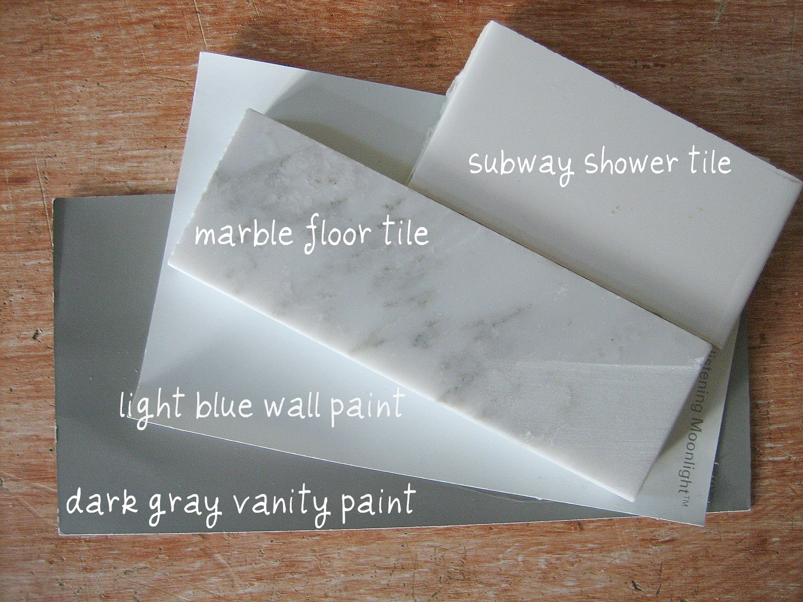 Ten June The Vanity Files A Bathroom Renovation Mistake - Bathroom vanities gray color