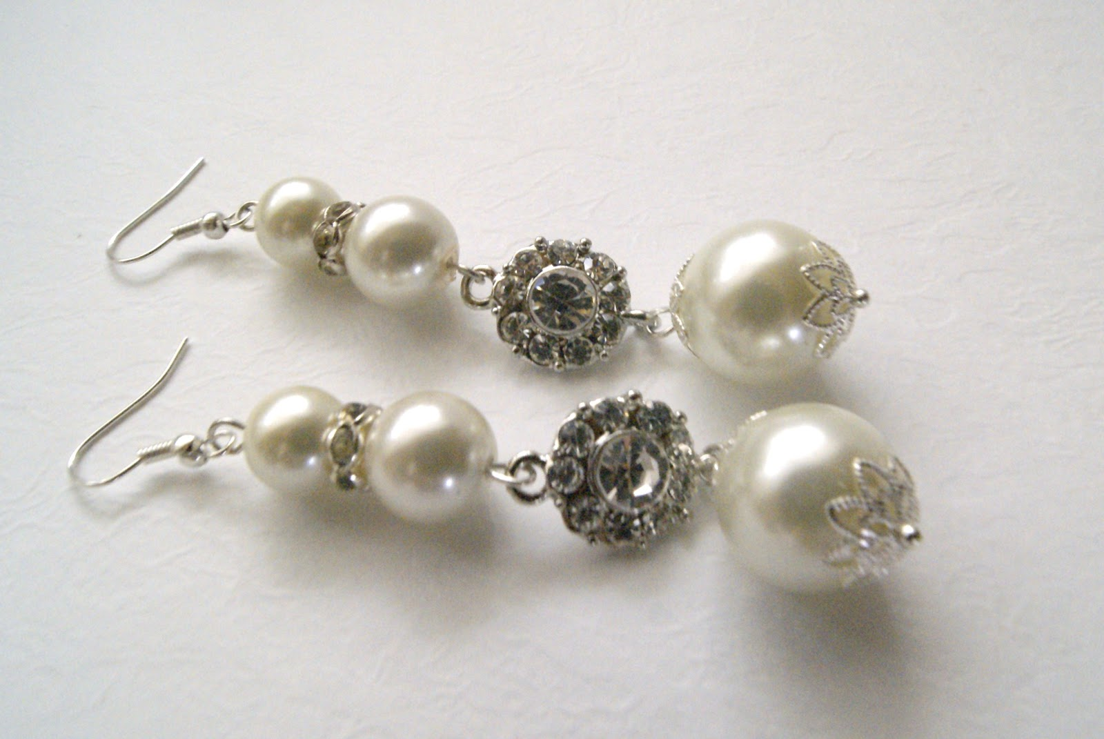 Vintage Chandelier Crystals