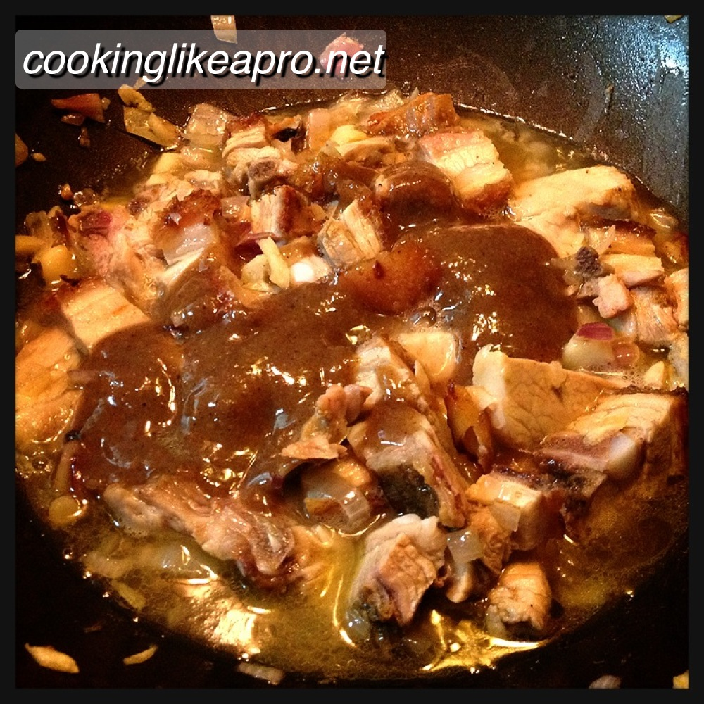how to cook lechon paksiw with sprite
