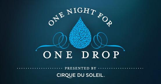 One Drop Cirque du Soleil Circo del Sol Las Vegas 2013 show