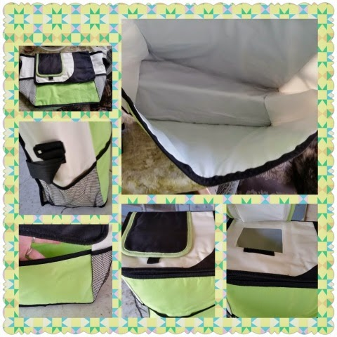 Big Size Insulated Lunch BaG COLLAGE