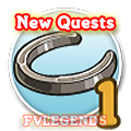 FarmVille Let's Go Horseback Riding Quest Icon