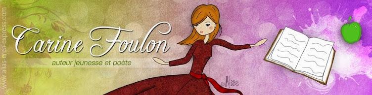 Carine Foulon, auteur