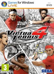 Download Virtua Tennis 4 For PC Free