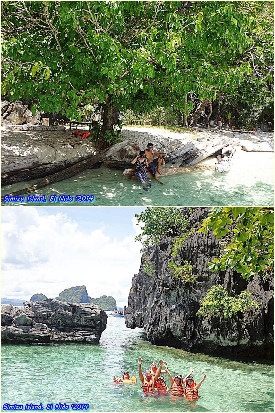 Shimizu Island, Tour A, El Nido, Palawan
