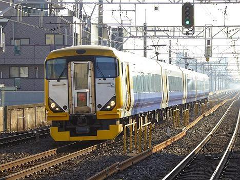 特急あやめ 東京行き E257系(2015.3廃止)