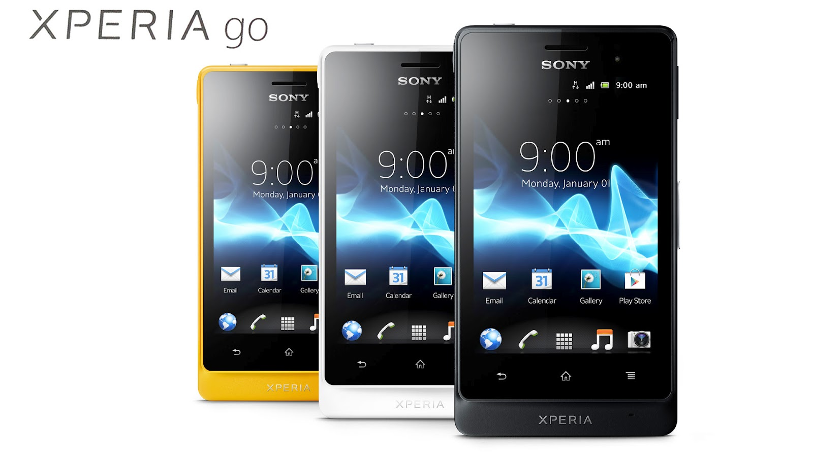 Xperia L Celular Android Sony Xperia (Brasil) - imagens do celular xperia u