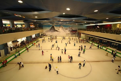 SM Mall of Asia in Metro Manila