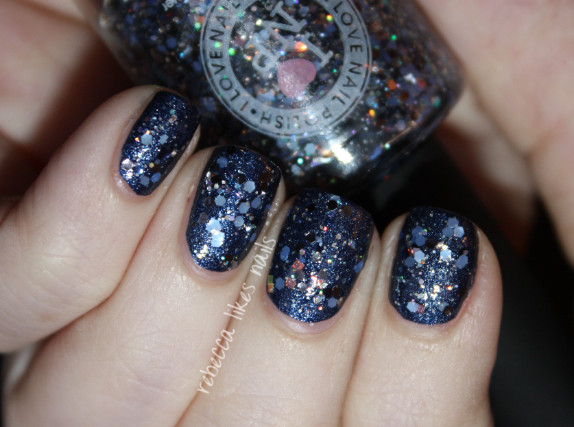 rebecca likes nails: I Love Nail Polish - Matthew Peri