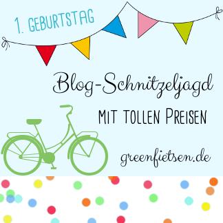 http://greenfietsen.blogspot.de/2014/06/schnitzeljagd-zum-1-bloggeburtstag.html