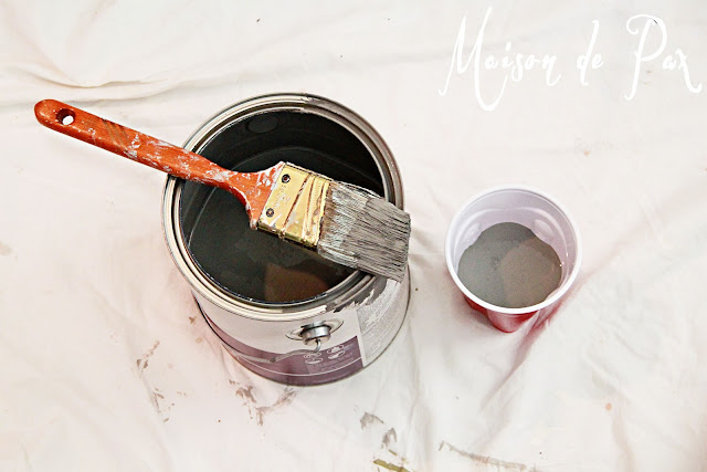 Tips and techniques for DIY painting: the red Solo cup