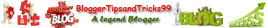 Blogspot Blogger Tips and Tricks Blog