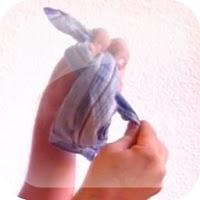 Truco de magia explicado - nudo en el pañuelo