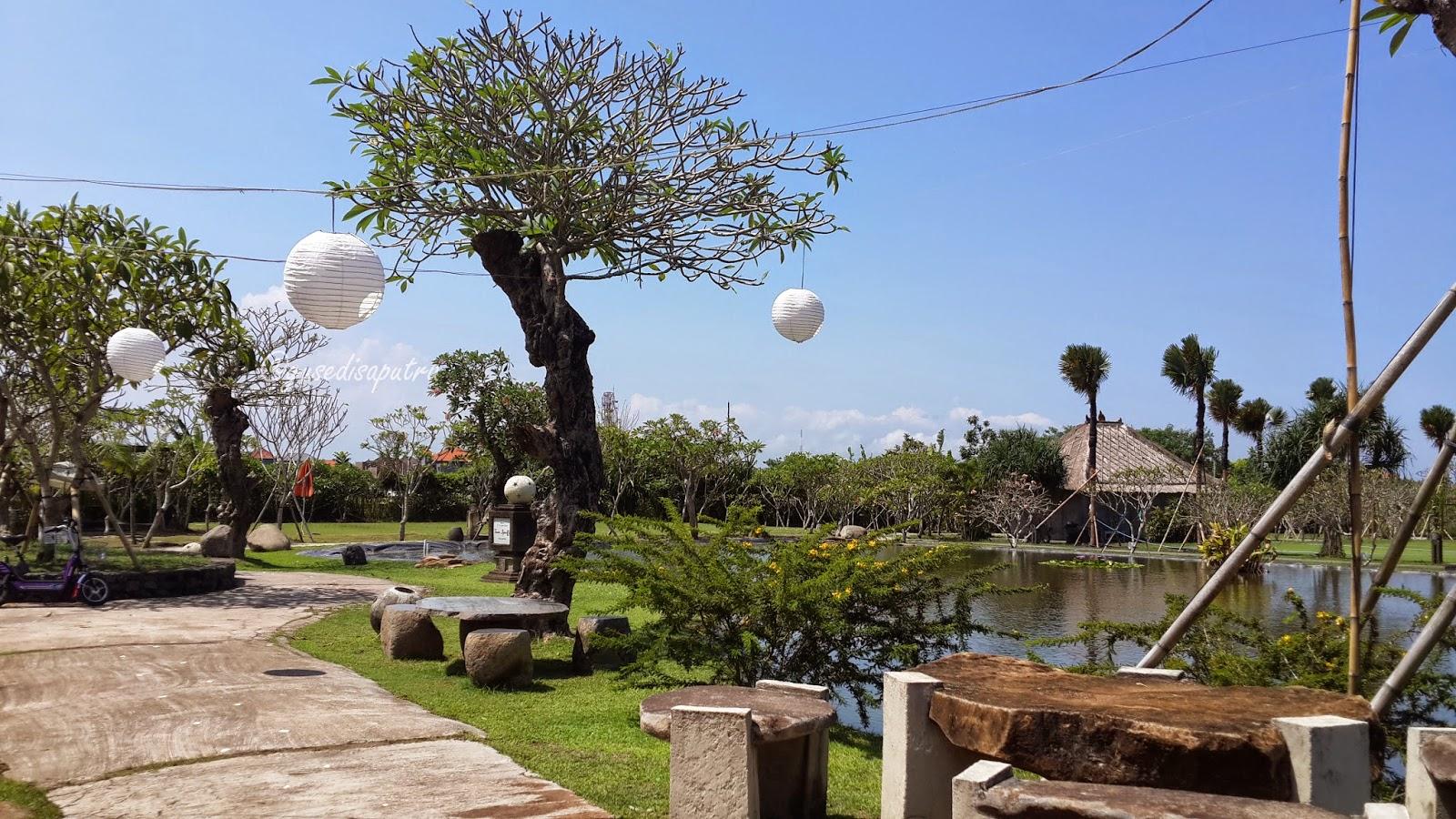 Taman Bunga Frangipani Bali