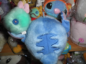 JPDS Furry Ball Stitch + Scrump