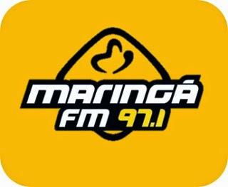 Rádio Maringá FM de Maringá PR ao vivo
