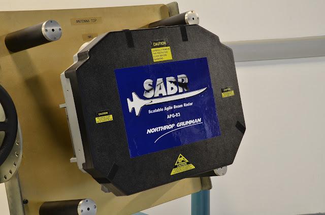 AN/APG-83 SABR AESA radar