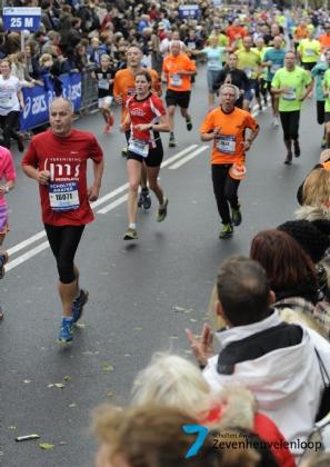 record tijd marathon