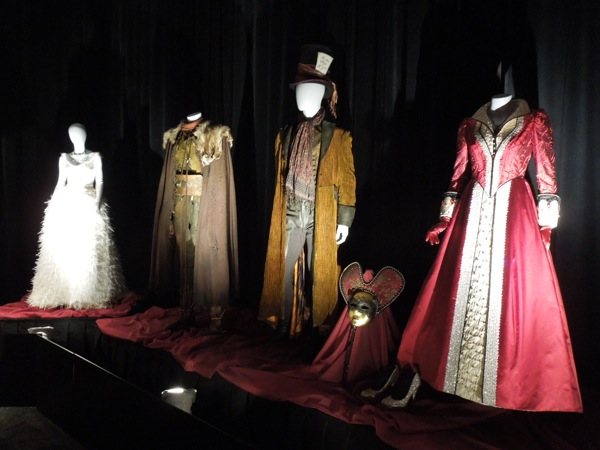 Original Once Upon a Time TV costumes