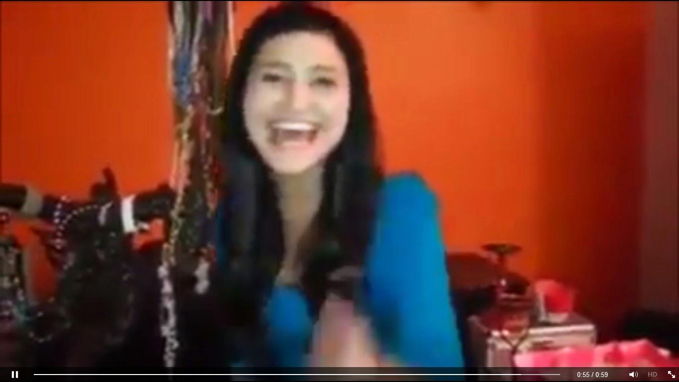 Apabila Armel Aisyah a k a Ayda Jebat Menyanyi Lagu Hindustan Memang Sedap gilee