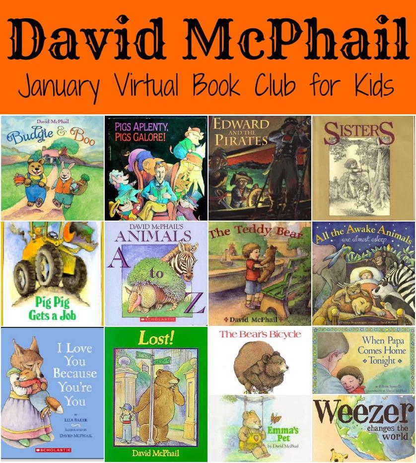 Houghton Mifflin Reading: Meet David McPhail