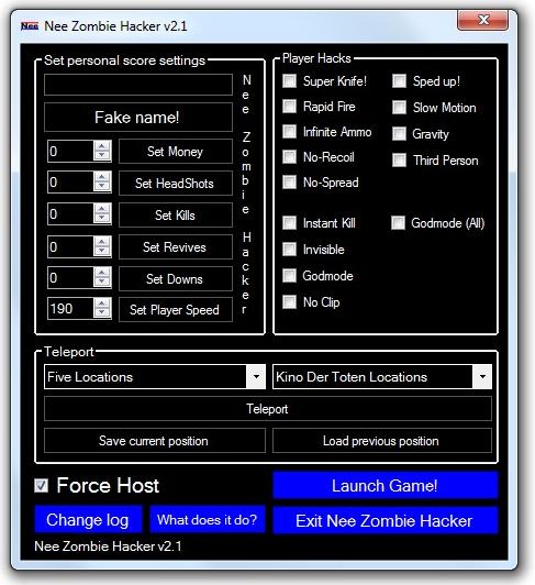 Free Cod4 Hacks For Mac