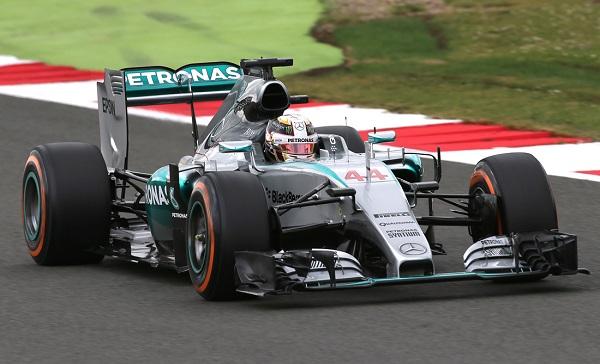 Lewis Hamilton Gran Premio Gran Bretaña