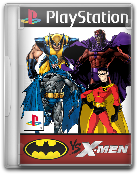 Batman With X-Men