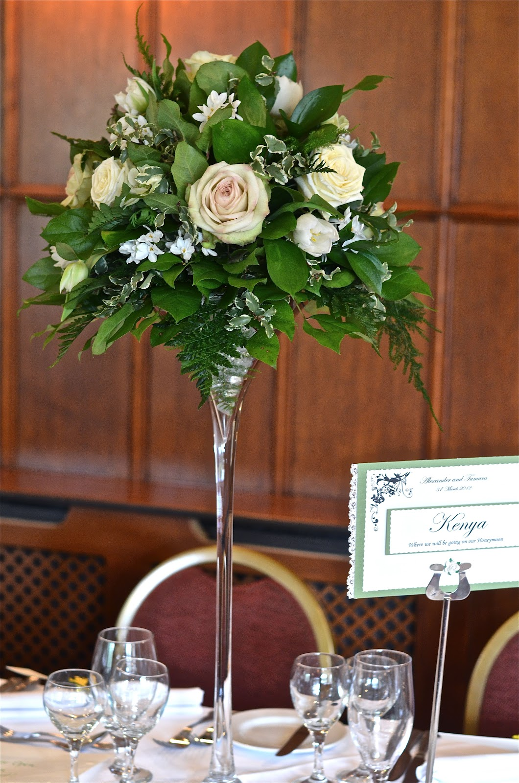 Wedding flowers tammy s spring