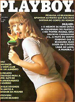 Confira as fotos de Ruthy Ross, capa da Playboy de abril de 1979!